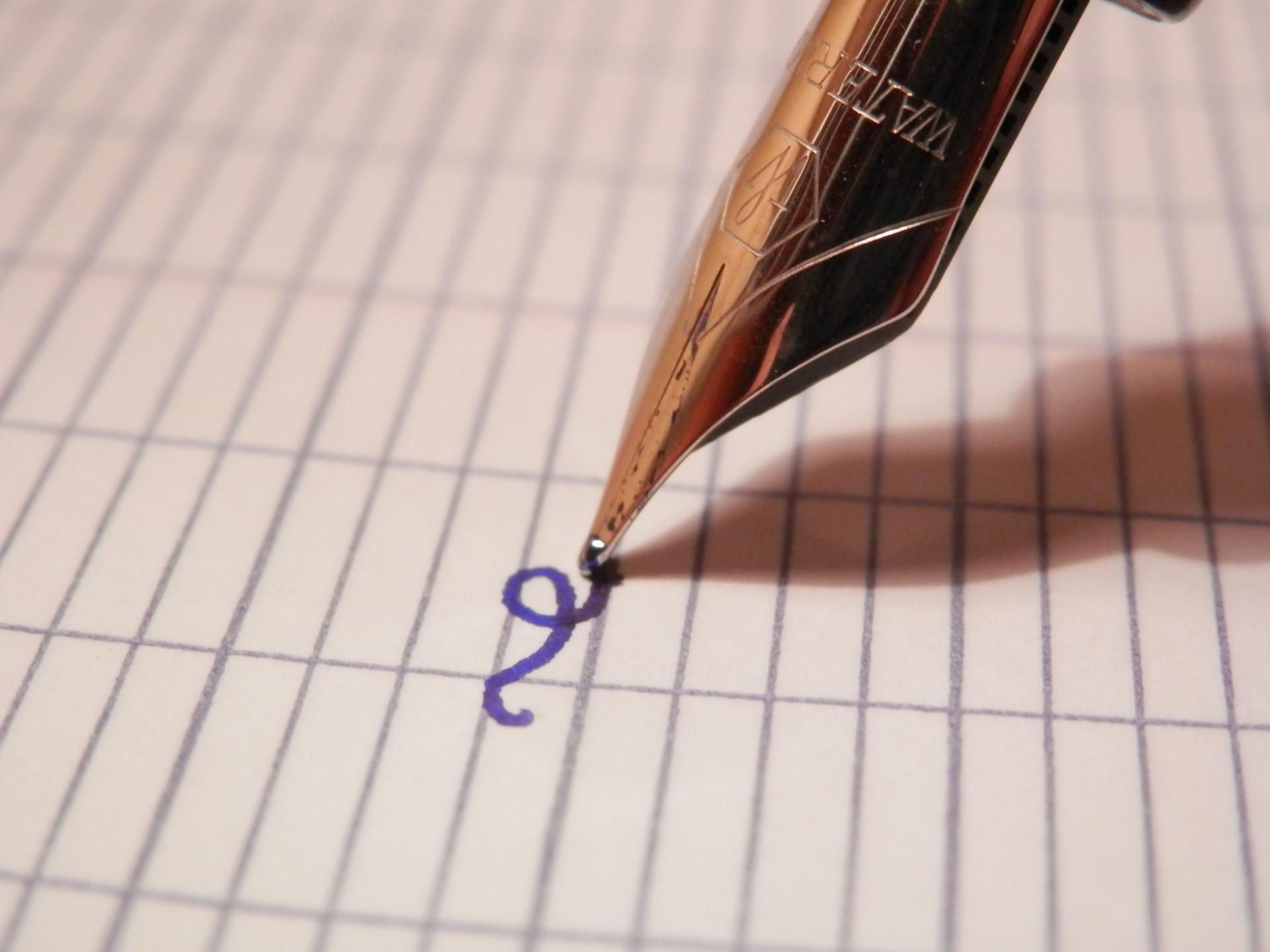Perito grafologo: educazione alla scrittura bambini