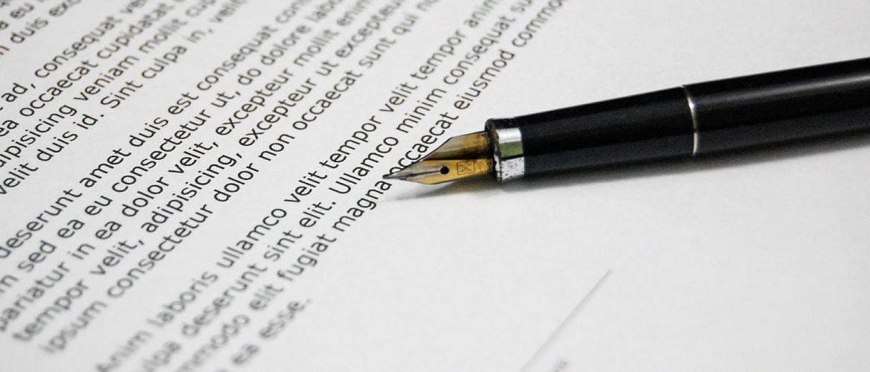 Perito grafologo: manipolazione di uno scritto