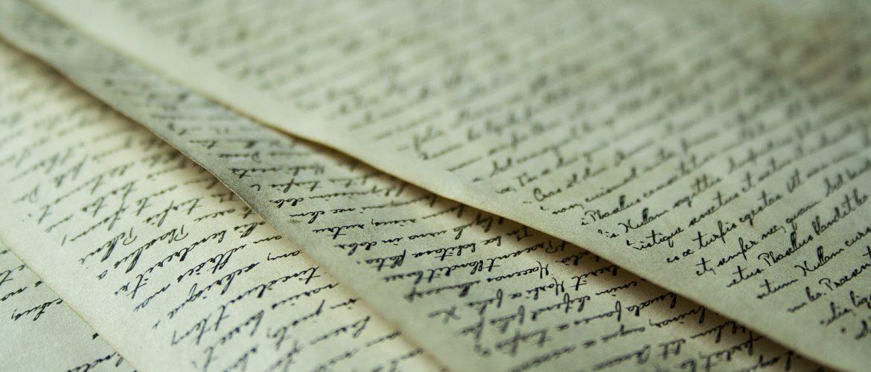 Perito grafologo: la contestualità degli scritti